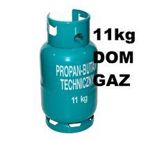 Dostawa GAZU 11KG,,52zł butle gazowe,miasto ŁÓDŹ,propan-butan.52zł