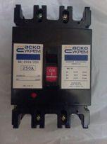 Автоматический выключатель 250 А АсКо