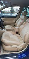Komplet foteli skóra alkantary beżowe B5FL Sedan