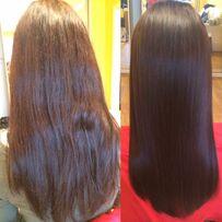 Кератиновое выпрямление волос,Ботокс для волос 0713669738