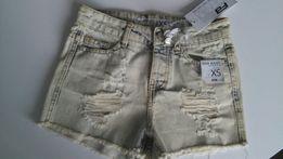 Spodenki jeansowe New Yorker xs 34