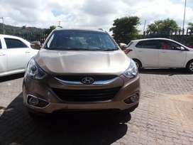 2013 Hyundai ix35 2.0 manual