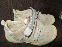 Шкіряні туфлі, мокасіни 28р.