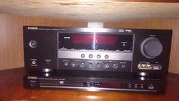 Sprzedam amplituner Yamaha RXV461+DVDS661