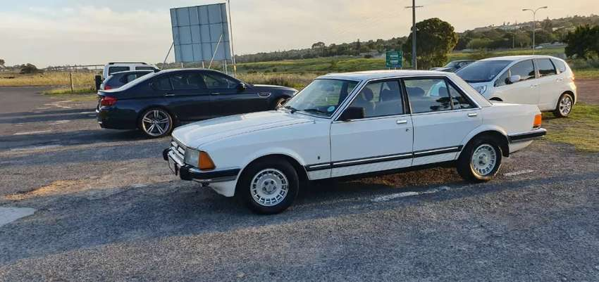 1983 Ford Granada 3.0l V6 Automatic (Price Negotiable if paying CASH) 0