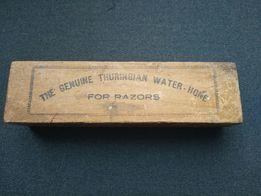 Атрибутированный тюрингийский сланец для суперфинишной доводки бритв.