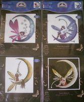 Комплект набор для вышивки/вышивания DMC «Faery Moon» 4 шт