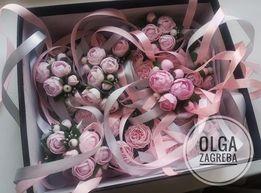 Цветы,веночки,заколочки,изделия на свадьбу ручной работы из фоамирана)