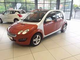 2007 Smart FourFor Passion 1.5