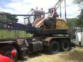 Copelyn 25 ton mobile crane