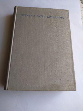 PODSTAWY NAUK PRZYRODNICZYCH ,K. Bates Krauskopf , W-wa 1963r. Jarosław - image 7