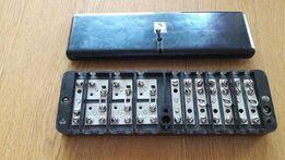 Колодка для электросчетчика (контрольный разъем)