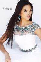 Вечернее платье, платье на выпускной Sherri hill (Шерри Хилл) ОРИГИНАЛ