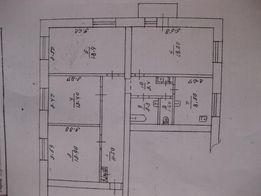Продам 4х комнатную на Соцгороде напротив плавательного бассейна