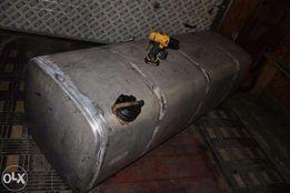 Ремонт топливных алюминиевых баков. Сварка аргоном.