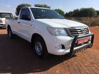 Image of 2013 Toyota Hilux 2.0 vvti,very low kilos only 105000 kms