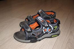 Sandałki chłopięce, rozmiar 34