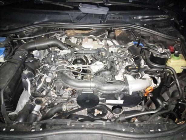 Двигатель Audi Q7 V6 3.0 TDI BUG Ауді кю 7 Ауди К7 двигун мотор Обаров - изображение 1