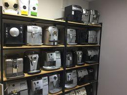 Ремонт та продаж. кофеварки б у та нові. сервис гарантия