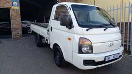 2013 Hyundai H100 Bakkie 2.6D Chassis Cab for sale.