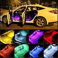 Авто подсветка в салон или наружу автомобиля влагостойкая
