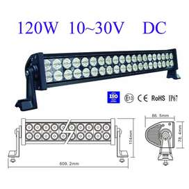 LED Auto Light Bars 120W Brand New Products