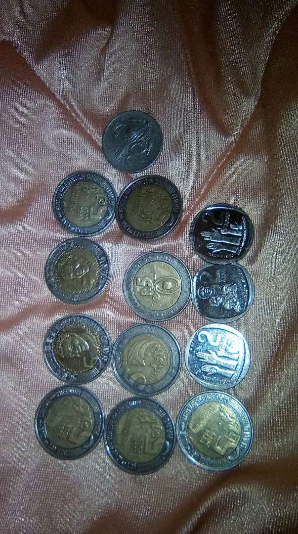 Selling coins 0