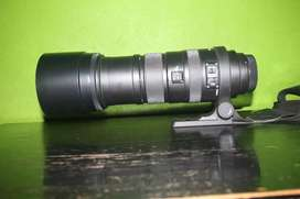 Sigma Lens For Canon 150-500MMn