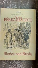 NOWA Arturo Perez-Reverte Słońce nad Bredą