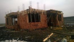 Budowa domów, obiektów publicznych, dachy, rozbudowy, remonty