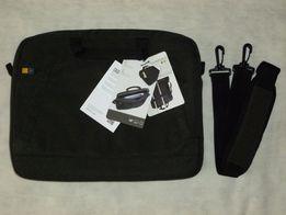 Сумка для ноутбуков 14'' Case Logic black (huxa 114) новая