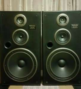 TECHNICS SPEAKERS WANTED