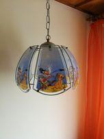 Lampa wisząca, sufitowa, żyrandol