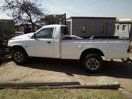 We buy bakkies