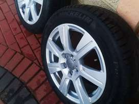 225 /50/17  Tyres and Mags
