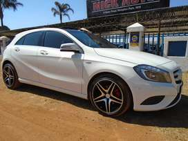 2014 mercedes benz A250 AMG with 110000km