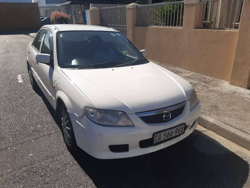 Selling my Mazda etude 160ie 0