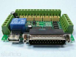 Коммутационная плата (контроллер) для ЧПУ(CNC) 5 осей