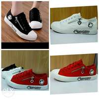 Sports rubber shoes 0
