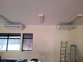 Air conditioning and refrigeration services