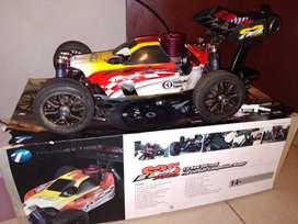 EB S25 Pro Version Competition Buddy. 1/8 4wd off-road