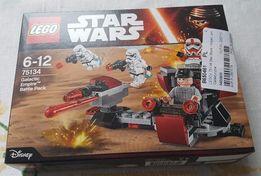 LEGO STAR WARS 75134 Galactic Empire Battle Pack - nowy bez figurek