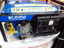 Ecco 2800DC generator for only R3500 free installation & delivery