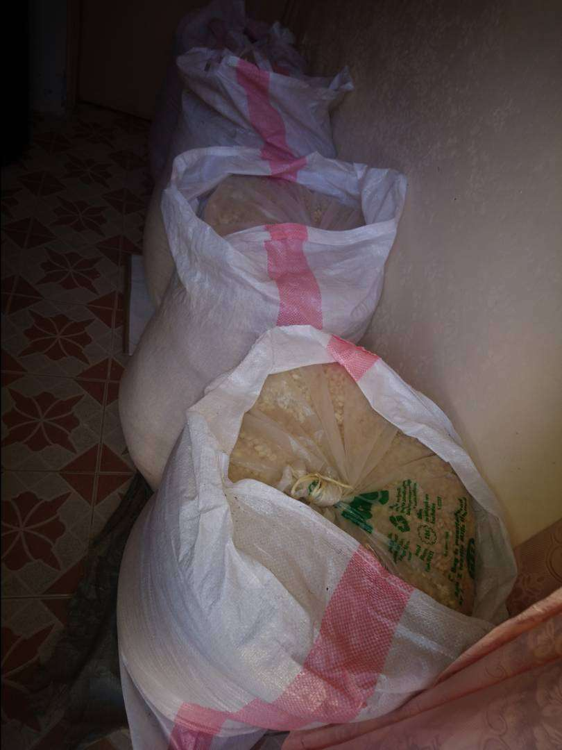 Bags of Maize 0