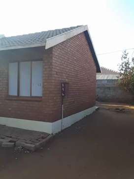 It's a nice house to see ond own the house is at xx Soshanguve