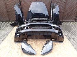 Porsche - Cayenne - Turbo - S крыло бампер фара капот