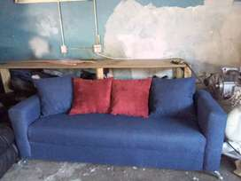 Brand new 3 seater couches of excellent quality.
