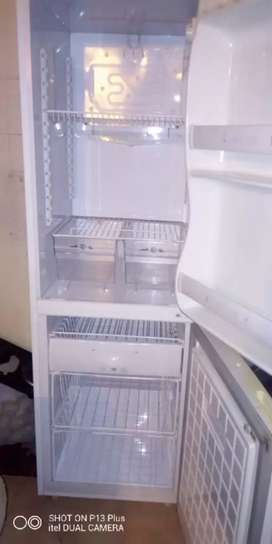 Neat and big West Point fridge for sale.