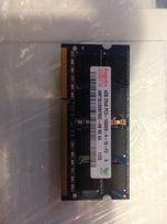 SoDIMM DDR3 4Гб PC3L-12800 PC3- 1600 МГц PC3-10600 1333 PC3-8500 1066