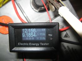 Инструмент измерительный DC100V 15A цифровой